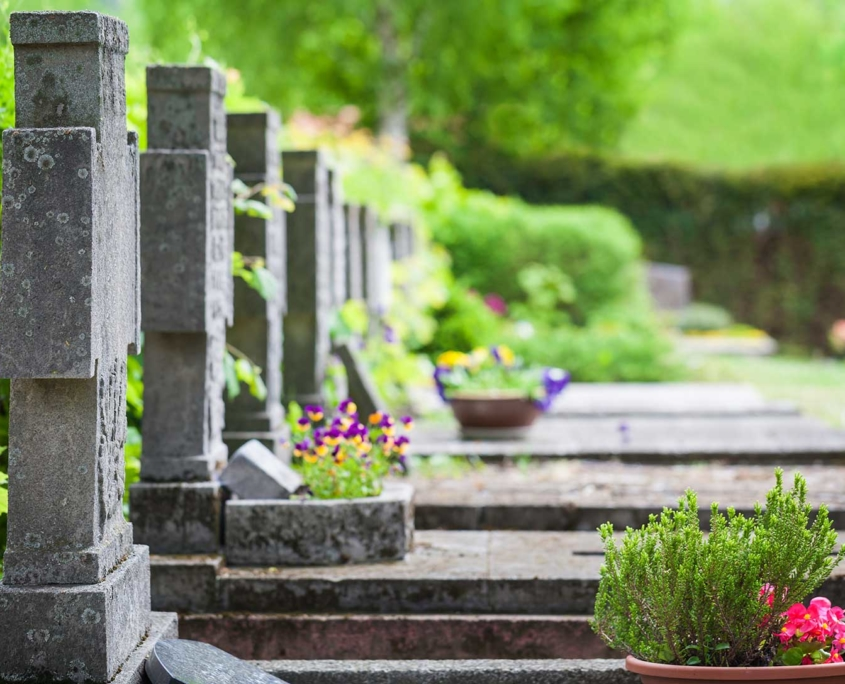 Affordable Cemetery Monuments & Properties, Plaques